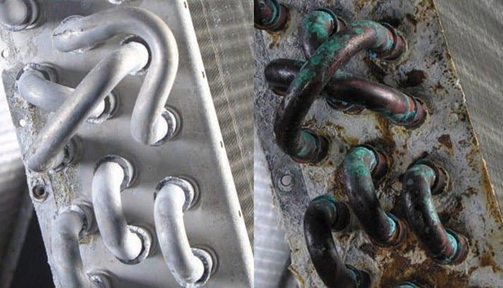 RCS-Air - Promek AMC – Corrosion Protection and Energy Efficiency for HVAC+R