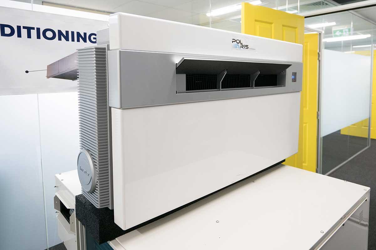 RCS-Air Polaris - AirTemp - Compact Air Conditioner - No Outdoor Unit