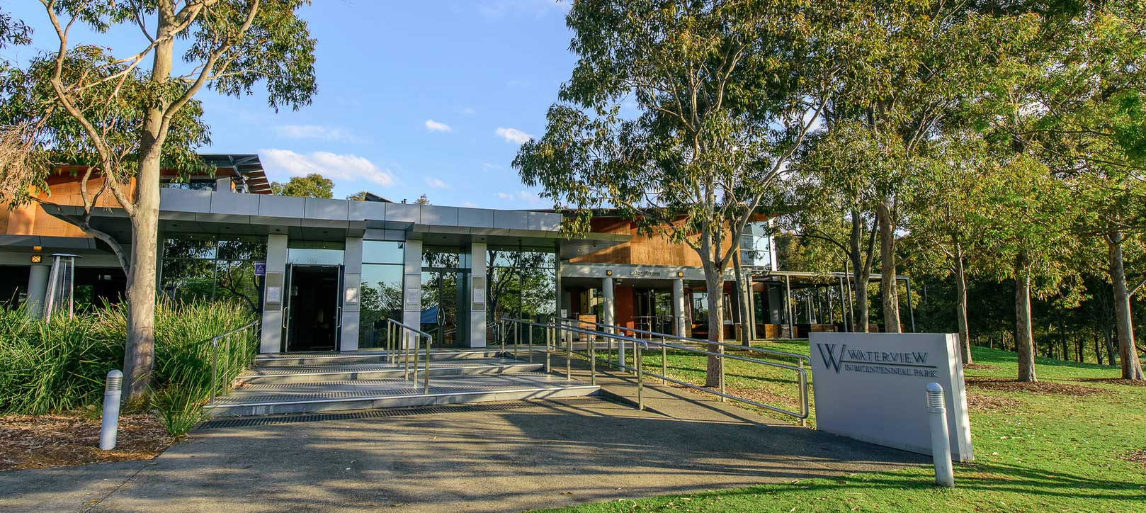 RCS-AIr Case Study - Waterview Convention Centre - Bicentennial Park, Homebush