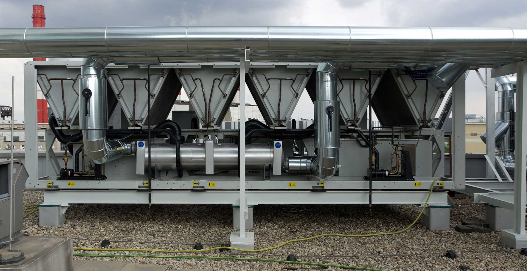 RCS-Air - Water Chiller Trial with R22, ISCEON®, MO29 and ISCEON®