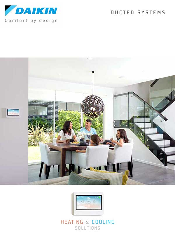 RCS-Air - Daikin Air Conditioners - Ducted Systems