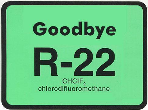 RCS-Air - Goodbye R-22