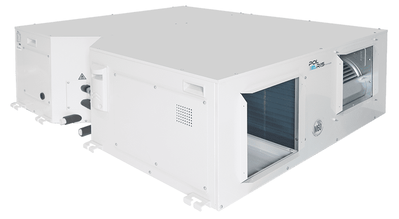 RCS-AIr Polaris HideAway 10kW split or packaged