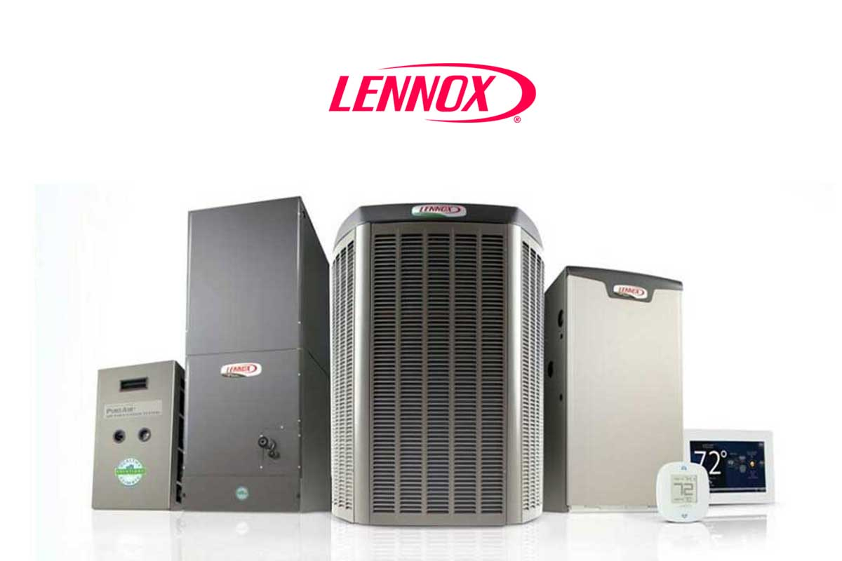 Lennox Range of Gas Furnaces