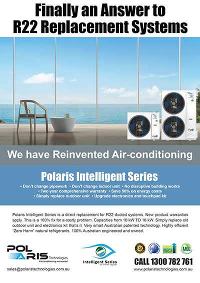 RCS-Air Polaris Intelligent R22 Upgrade - Brochure