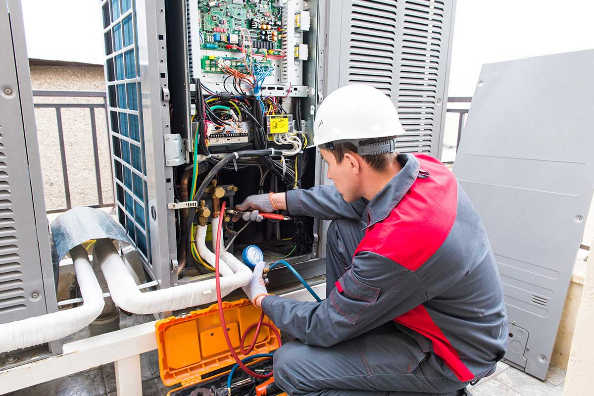 RCS-Air Commercial Air Conditioning - Installation