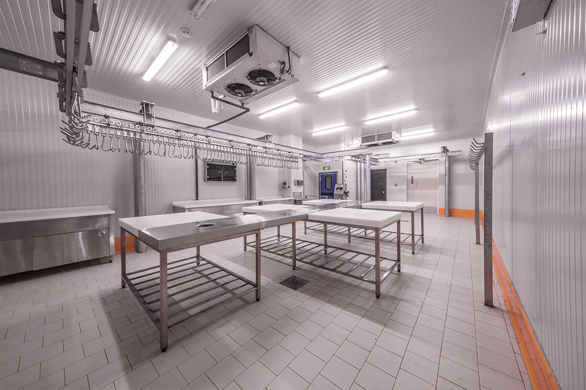 RCS-Air Commercial Refrigeration Systems - Industrial Cool Rooms and Freezers