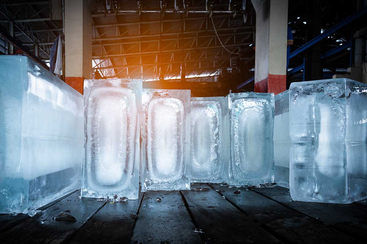 RCS-Air Commercial Refrigeration Systems - Ice Makers