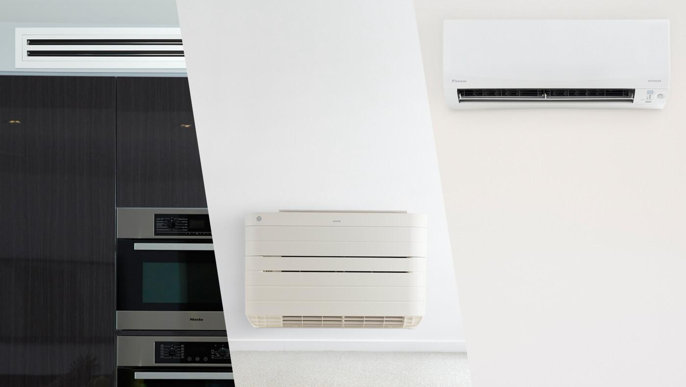 RCS-Air - Home Climate Control - Single and Multi-Split Systems