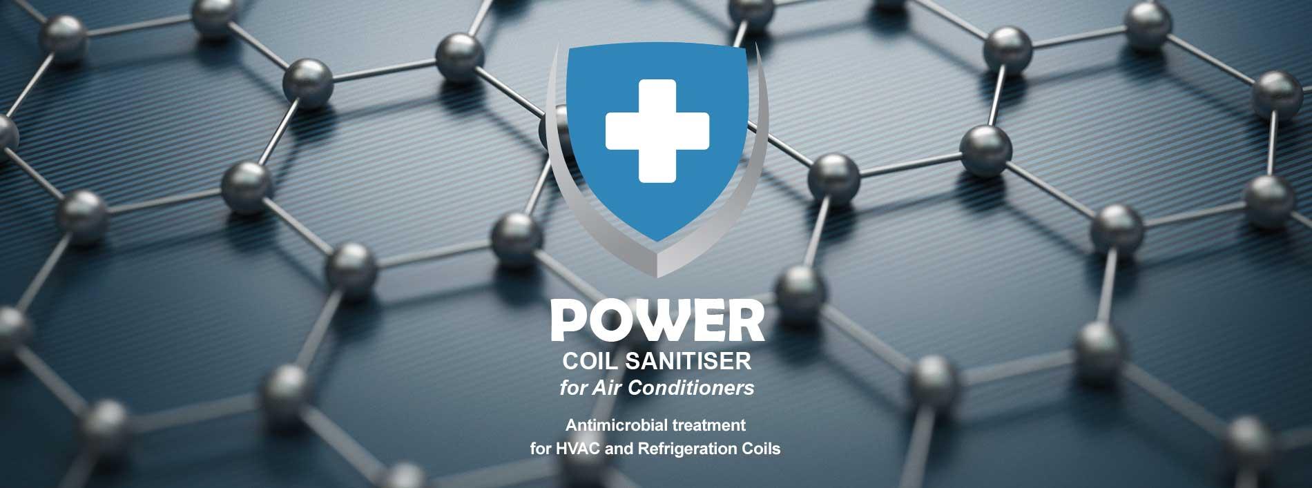 Power Technologies Power Coil Sanitiser