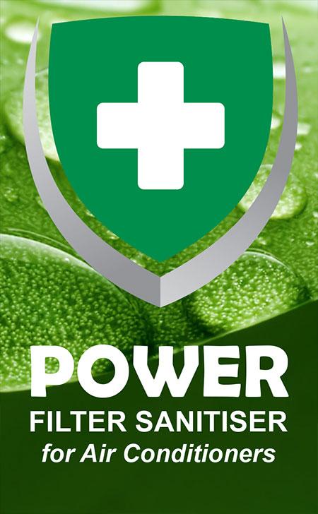 Promek POWER Filter Sanitiser